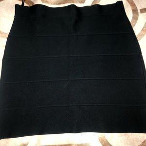 BCBG power bandage skirt
